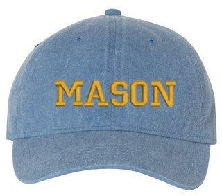 Masonic Pigment Dyed Baseball Cap