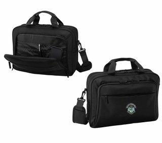 DISCOUNT-Sigma Delta Tau Crest - Shield Briefcase Attache