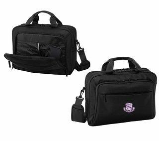 DISCOUNT-Sigma Sigma Sigma Crest - Shield Briefcase Attache
