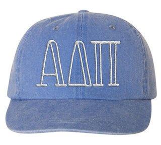 Alpha Delta Pi Carson Greek Letter Hats