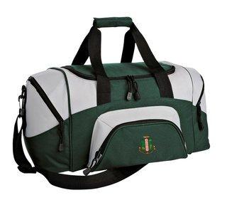Alpha Kappa Alpha Colorblock Duffel Bag