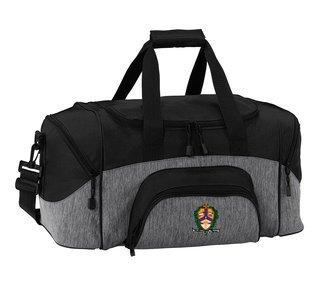 Alpha Kappa Lambda Colorblock Duffel Bag
