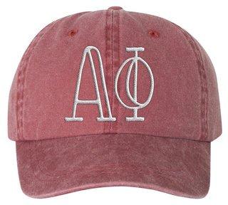 Alpha Phi Carson Greek Letter Hats