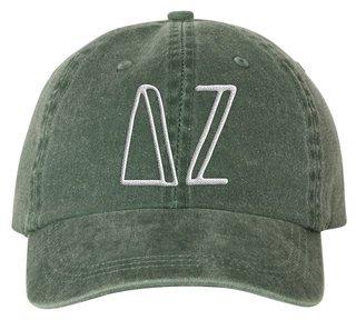 Delta Zeta Carson Greek Letter Hats