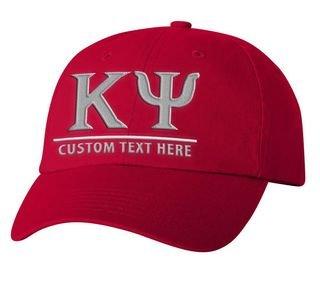 Kappa Psi Old School Greek Letter Hat