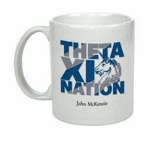 Fraternity Nations Coffee Mug