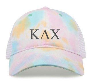 Kappa Delta Chi Lettered Sorbet Cap