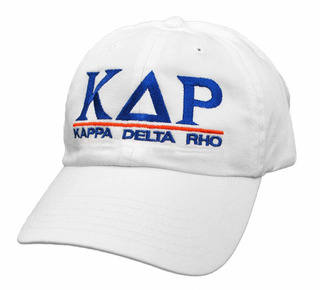 Kappa Delta Rho World Famous Line Hat