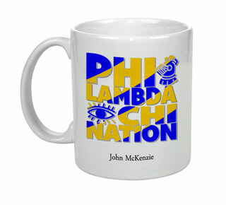 Phi Lambda Chi Nations Coffee Mug