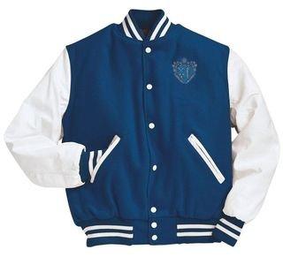 DISCOUNT-Chi Phi Varsity Crest - Shield Jacket
