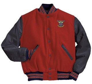 Delta Kappa Epsilon Varsity Crest - Shield Jacket