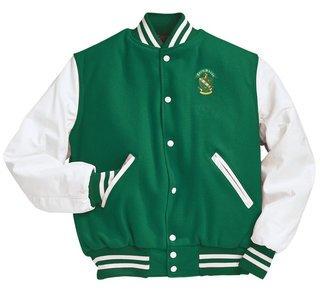 FarmHouse Fraternity Varsity Crest - Shield Jacket