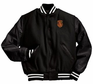 Iota Phi Theta Varsity Crest - Shield Jacket
