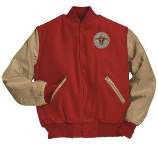 Pi Kappa Alpha Varsity Crest - Shield Jacket