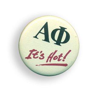 Alpha Phi It's Hot Button