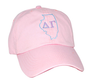 "Delta Gamma ""Home"" Hat"