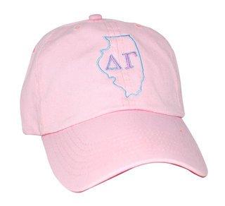 "Delta Gamma ""Home"" Hat"
