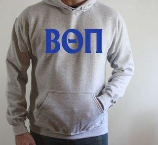 Beta Theta Pi Letter Hoodie