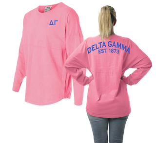 Delta Gamma Game Day Billboard Jersey