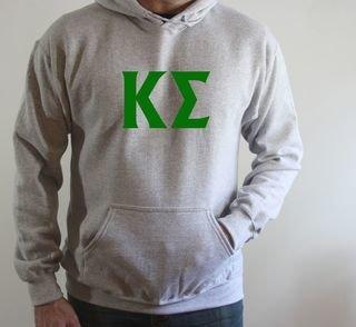 Kappa Sigma letter Hoodie