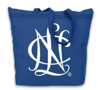 National Charity League Icon Tote Bag