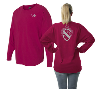 Sorority Crest - Shield Game Day Jersey
