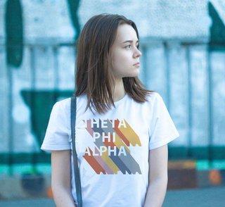 Theta Phi Alpha Califonic Tee - Comfort Colors