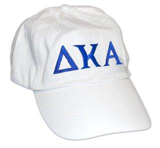 Delta Kappa Alpha Letter Hat
