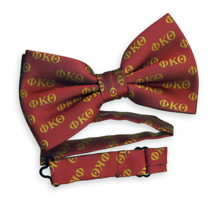 Phi Kappa Theta Bow Tie - Woven