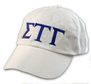 Sigma Tau Gamma Letter Hat