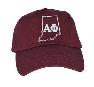 "Alpha Phi ""Home"" Hat"