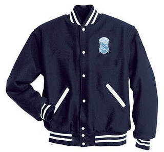 DISCOUNT-Phi Beta Sigma Old School Wool Jacket - Save $75