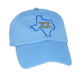 Sigma Chi Home State Hat