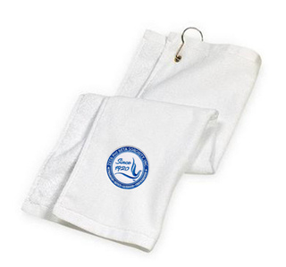 DISCOUNT-Zeta Phi Beta Since 1920 Golf Towel