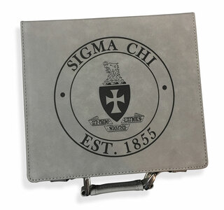 Sigma Chi Poker Chip Set