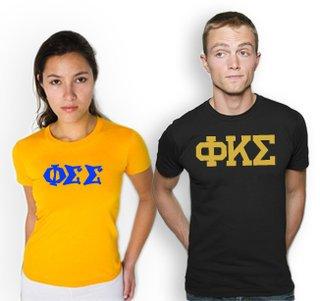 Design Your Own Greek T-Shirts & Sweatshirts