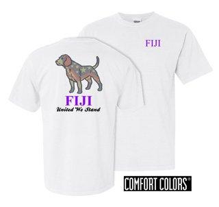 FIJI United We Stand Comfort Colors T-Shirt