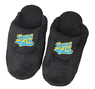 DISCOUNT-Fraternity Slippers