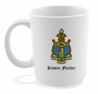 Delta Gamma Coffee Mug