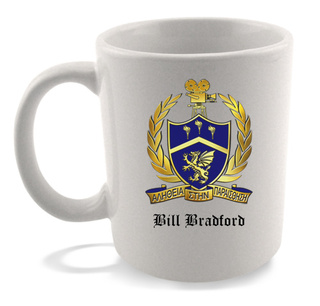 Delta Kappa Alpha Coffee Mug