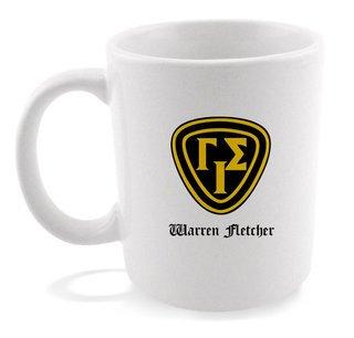 Gamma Iota Sigma Coffee Mug