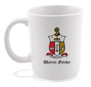 Kappa Alpha Psi Coffee Mug