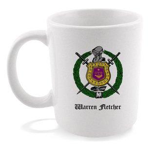 Omega Psi Phi Coffee Mug