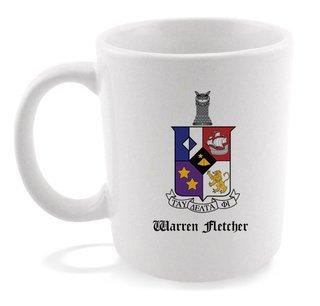 Tau Delta Phi Coffee Mug