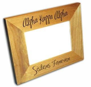 Alpha Kappa Alpha Picture Frames