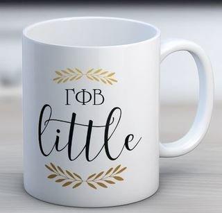 Gamma Phi Beta Little Coffee Mug