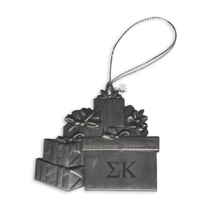 Greek Discount Pewter Ornaments