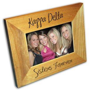 Kappa Delta Picture Frames