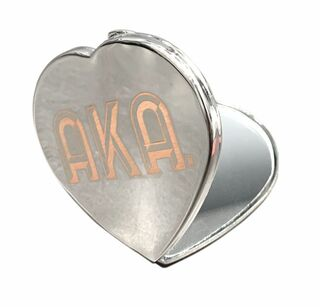 AKA Engraved Mirrored Compact - 50% Off!