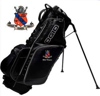 Kappa Delta Rho Golf Bags